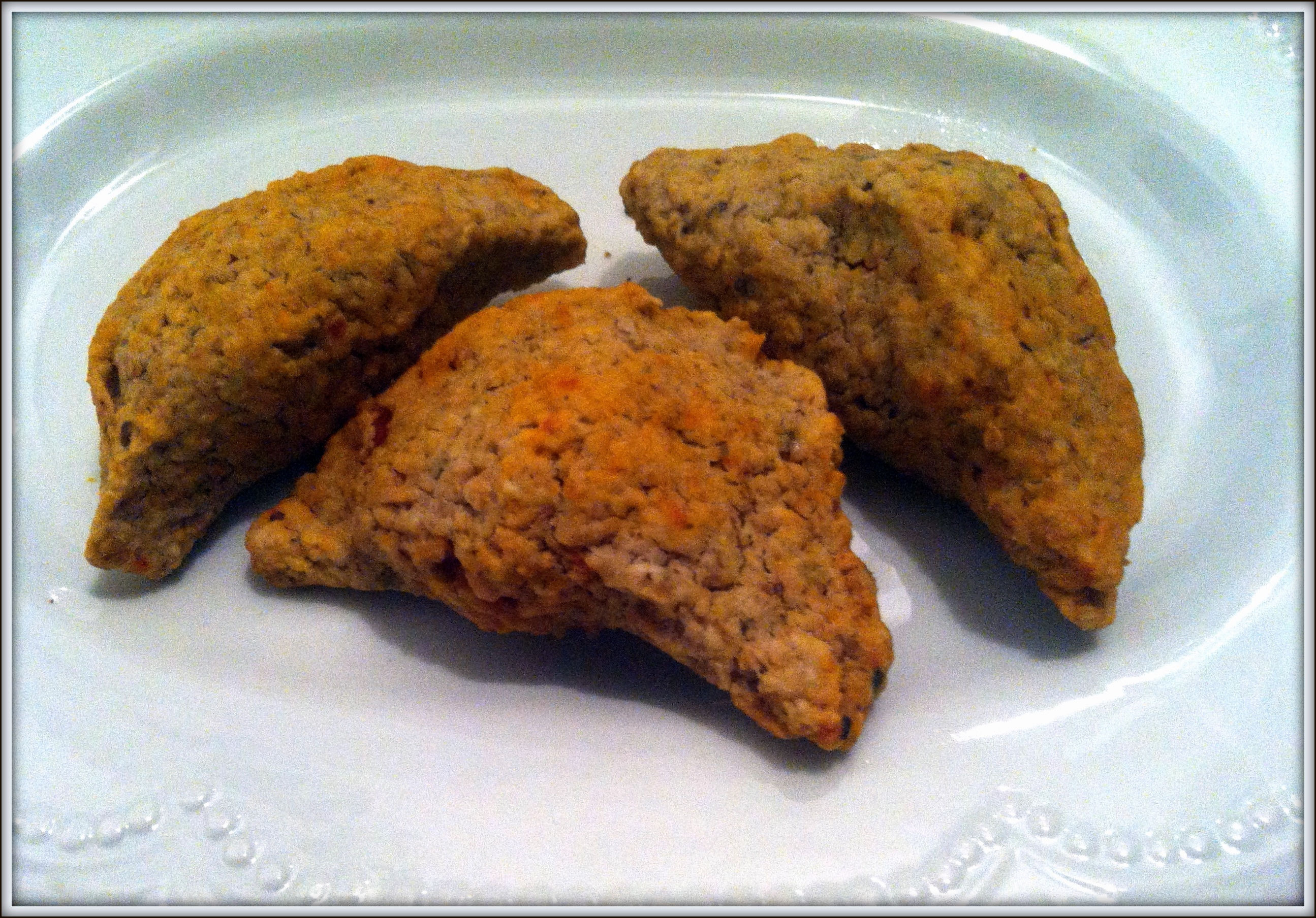 I've missed my empanadas for too long – the vegan version. YAY!