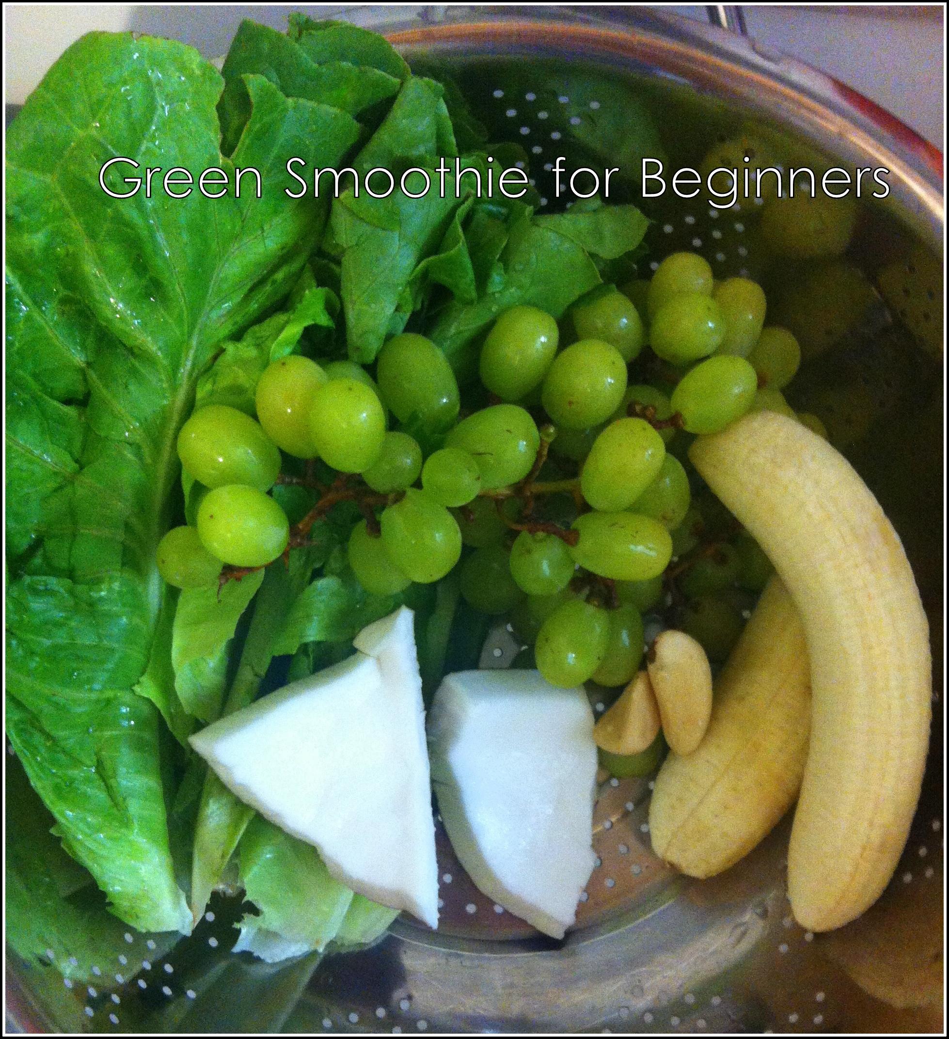 שייק ירוק לבריאות :)
